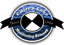 Clean Lakes Monitoring Network logo