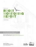 Cover of 2015 Roost Report