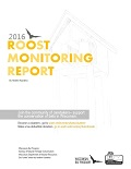 Cover of 2016 Roost Report