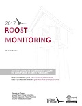 Cover of 2017 Roost Report