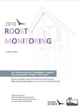 Cover of 2018 Roost Report