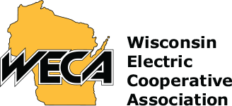 Wisconsin Electric Cooperative Association logo