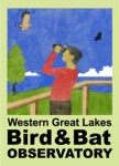 Western Great Lakes Bird & Bat Observatory logo