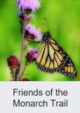 Friends of the Monarch Trail logo