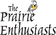 The Prairie Enthusiasts logo