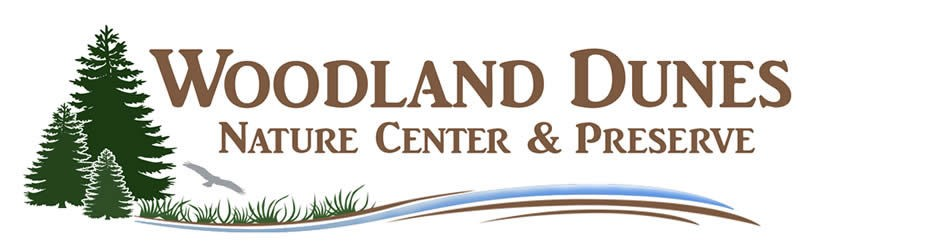 Woodland Dunes Nature Center logo